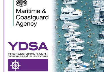 Press Release: Maritime and Coastguard Agency adopt YDSA equivalence proposal for Small Commercial Vessels